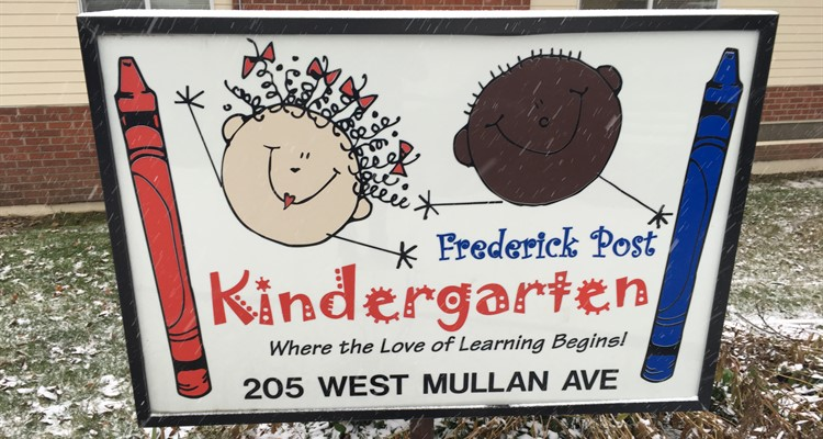 Frederick Post Kindergarten