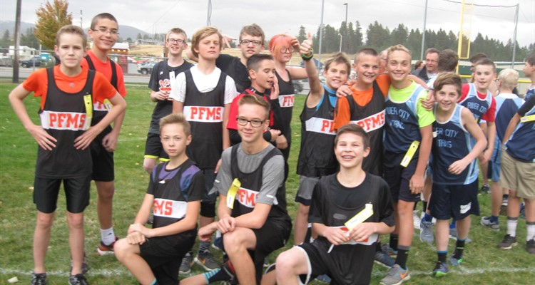 PFMS Cross Country